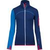 Ortovox W's Fleece Jacket Strong Blue